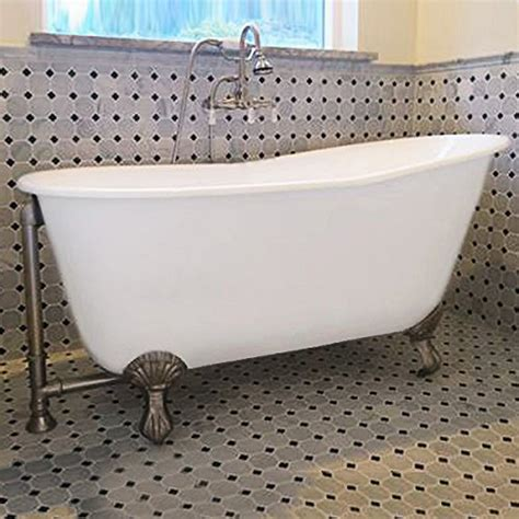 54 Inch Cast Iron Bathtub by 20 Best Small Bathtubs To Buy In 2016