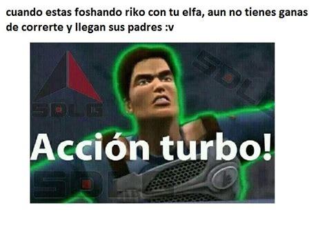 Accion Turbo Meme