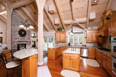 illinois timber frame homes blue ox timber frames
