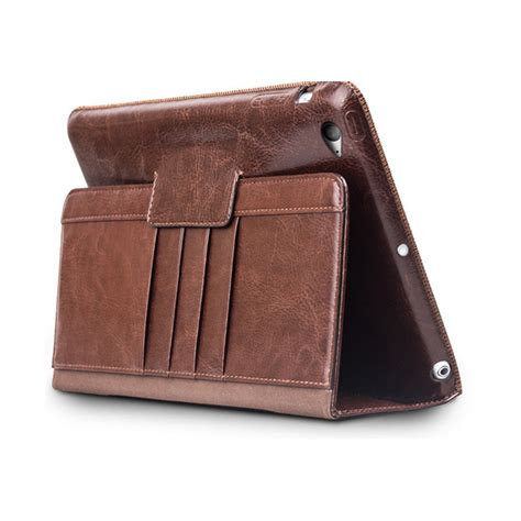 Casing Apple Air2 Leather Air 2 Banyak Warnah ultrathin genuine leather for air 2 with stand up feature inones leather co limited