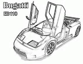 bugatti coloring pages free printable bugatti coloring pages for