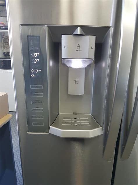Dispenser And Cool Lg lg 693l fridge freezer with water dispenser jo
