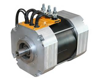 Electric Car With Ac Motor Electric Motors For Cars