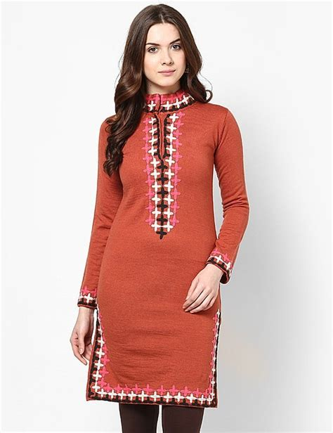 new pattern of kurta kurti neck designs 23 latest neck styles for kurtis 2017