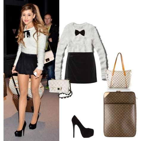 what is ariana grandes style ariana grande look a like middle school fashion