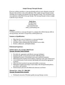 Therapist Duties by Therapist Description For Resume Recentresumes