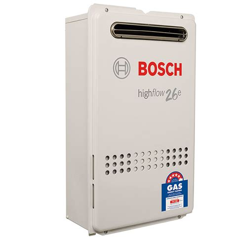 bosch water systems