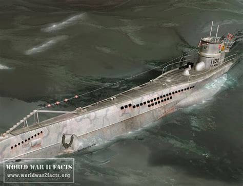 u boat facts world war 2 facts