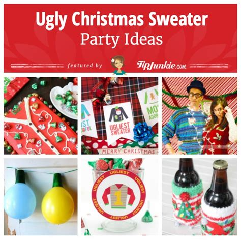 ugly christmas party ideas rewards 18 sweater ideas tip junkie