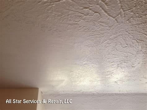 how to repair a textured ceiling page 4 all star
