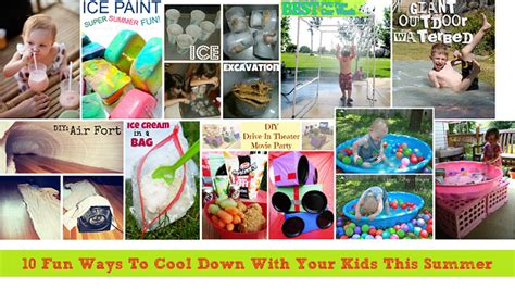 Cool Ways To In Summer by 10 Ways To Cool With Your This Summer