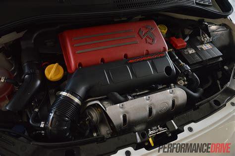 2013 fiat 500 abarth esseesse 1 4t engine