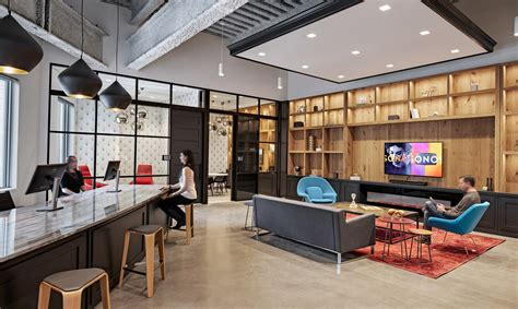 Interior Design Of A Kitchen by Inside Sonos New Super Cool Boston Office Officelovin