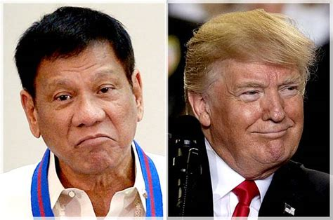 trump duterte trump told duterte about two nuclear subs near korea and