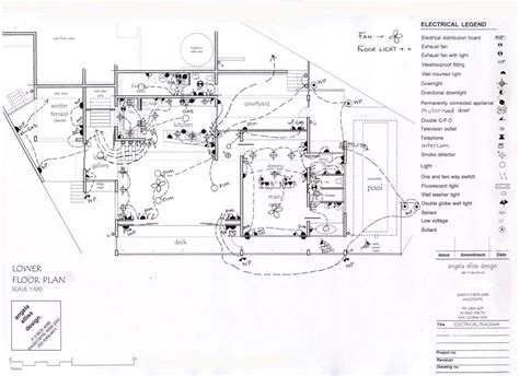 home design diagram electrical