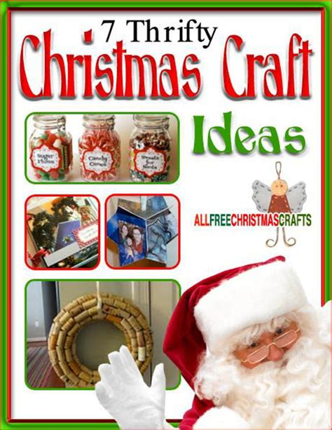 7 Craft Ideas For by 7 Thrifty Craft Ideas Free Ebook