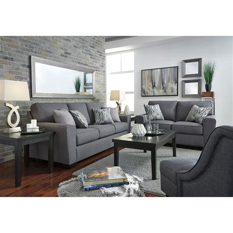 living room groups ashley furniture calion stationary living room group zak