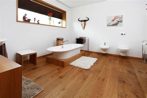 Parkett Für Badezimmer by Fu 223 Boden Eiche Idee