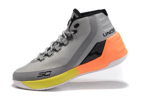 Sepatu Basket Curry 2 Low Iron Sharpens armour curry 3 mens grigio giallo arancione 1s model 1551 84 00 scarpe air