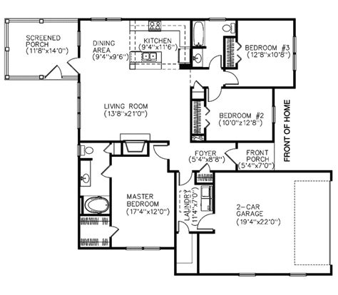 cheerful ranch house plan 22070sl 1st floor master suite cad available corner lot pdf dwyer place ranch home plan 081d 0018 house plans and more
