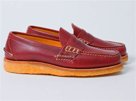 yuketen loafers yuketen country loafer chicago brown highsnobiety