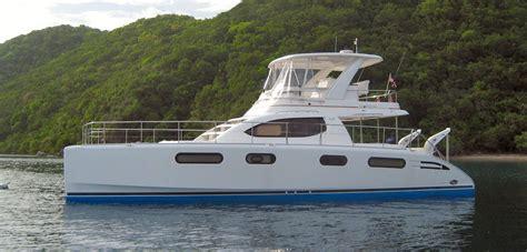 power catamaran builders south africa power catamaran for sale leopard 47 owner s version