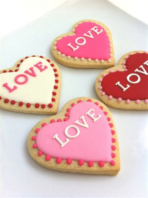 valentines day cookie recipe shaped cookies recipes for valentine s day room to