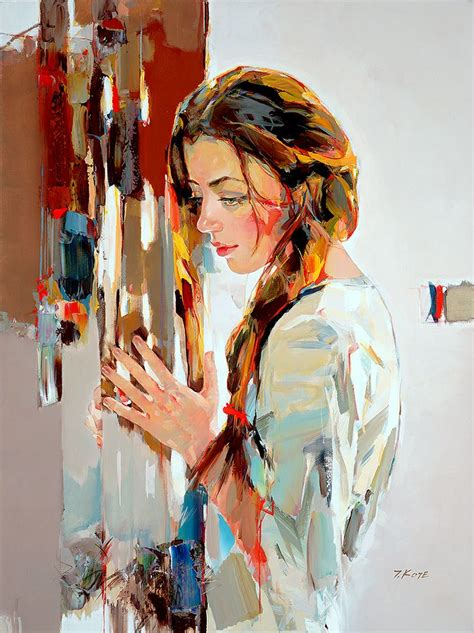 30 best images about Josef Kote - Figurative Art on ...