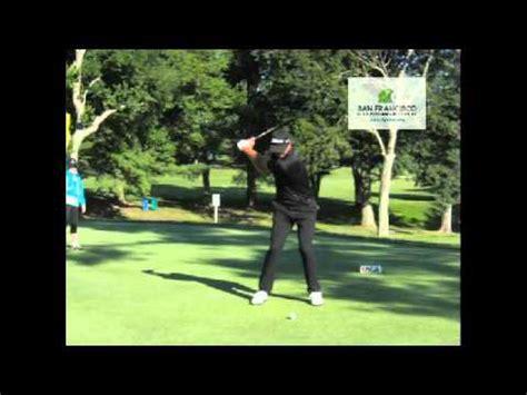 adam scott slow motion swing adam scott 3w fo us open 2011 slow motion golf swing youtube