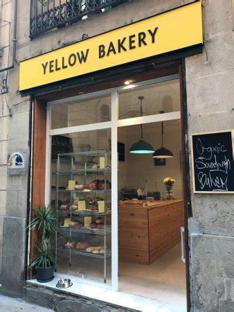 yellow bakery yellow bakery barcelona restaurantanmeldelser tripadvisor