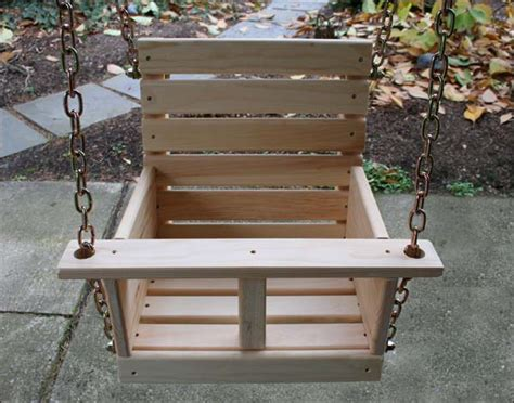child swing plans child swing 2 woodwork city free woodworking plans