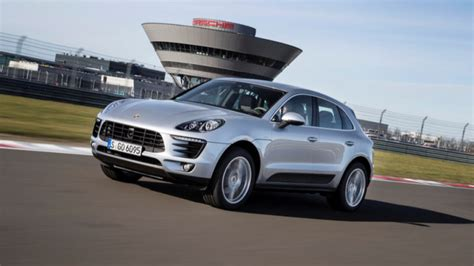 porsche crossover 2015 2015 porsche macan a crossover that s more on track