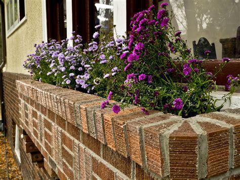 Brick Planter Boxes by 1920s Bungalow Restoration On Rehab Addict Rehab Addict