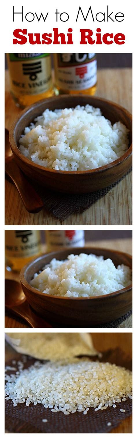 sushi rice easy delicious recipes