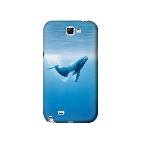blue whale samsung galaxy note ii case get gn2 limited