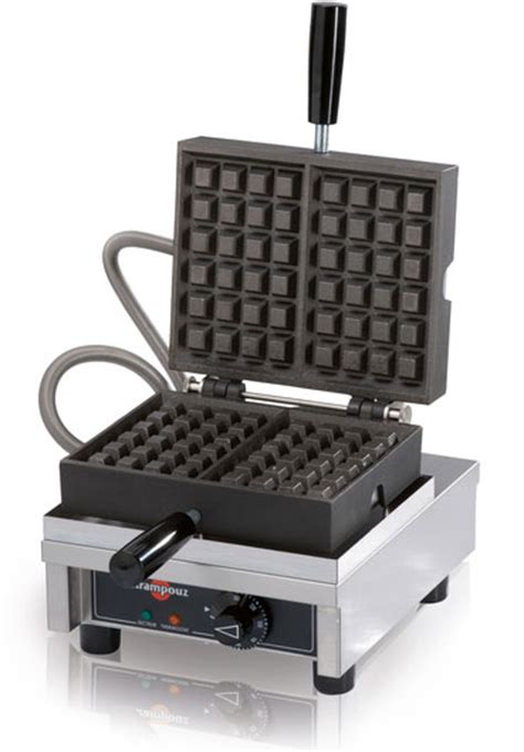 Square 1099 by Commercial Waffle Makers For Belgian Round And Liege Waffles
