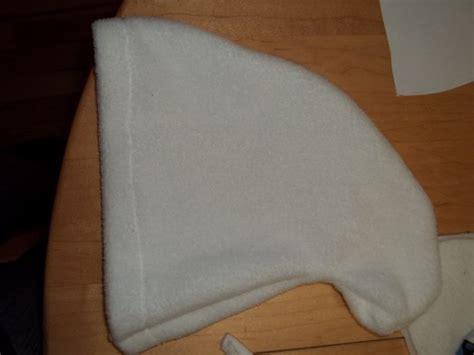How To Make A Smurf Hat Out Of Paper - fleece smurf hat pattern sew sweet