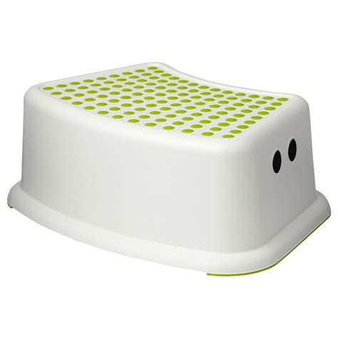 childrens bathroom stool lilla children s potty green ikea