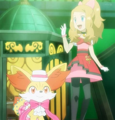 Grace Home Design Inc serena pokemon xy images serena and fennekin wallpaper