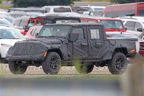 new jeep truck 2019 2019 jeep wrangler truck details