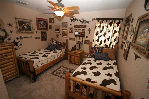 cowboy bedroom how to decorate a western room house furniture