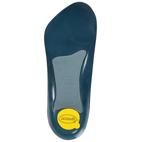 dr scholl s tri comfort orthotics inserts tri comfort insoles for heel arch and ball of foot