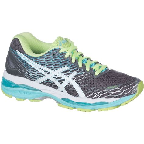 asics narrow running shoes asics gel nimbus 18 narrow running shoe s