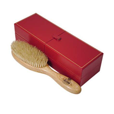 Handmade Brushes - kent finest handmade satinwood white bristle brush lhs5