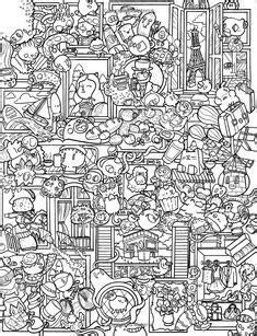 doodles in outer space   Doodle Illustrations   Doodles