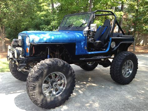jeep rock crawler 1980 jeep cj7 rock crawler for sale
