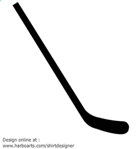 Best Free Graphic Design vector hockey stick clipart best