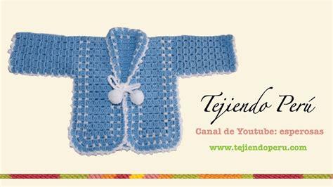 patrones de chaqueta para bebs cmo tejer una chaqueta rop 243 n o chaqueta para beb 233 en crochet parte 1 tejiendo