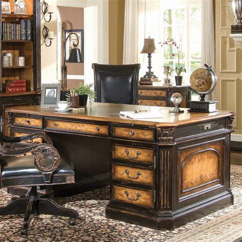 hooker north hampton executive computer desk  hayneedle