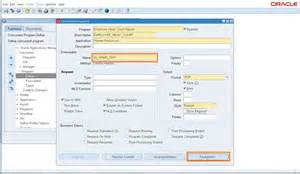Report Meaning In by My Oracle World How To Integrate A Report Rdf With Oracle Apps